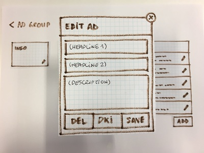 Edit Ad ui sem prototyping paper adgroup