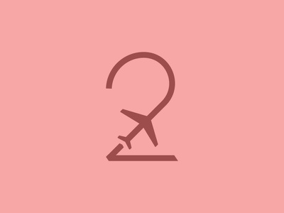 Passport To Innovation travel icon vector illustration