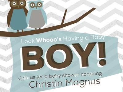 Shower Invite baby shower invite