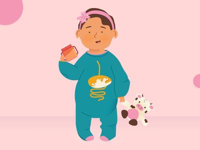 Baby Milk Allergy