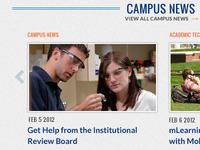 Boise Campus News