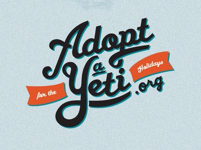 AdoptaYeti.org
