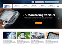 GPS Monitoring - website