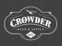David Crowder Merch Logo
