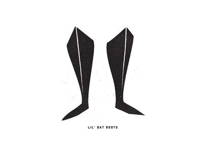 lil' bat boots