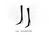 Lil' Stiletto Boots