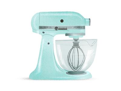 Kitchen Mixer!