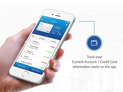 BBVA Banking App user experience user interface ux ui account payment ios interaction design bank app