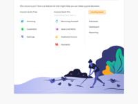 IQ free user billing page