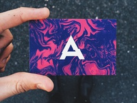 Tom Appleton Design Business Cards