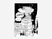 Irma! / Deadlight デッドライト Poster series