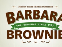 Logo concept for online bakery