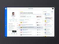 Pm tool member profile