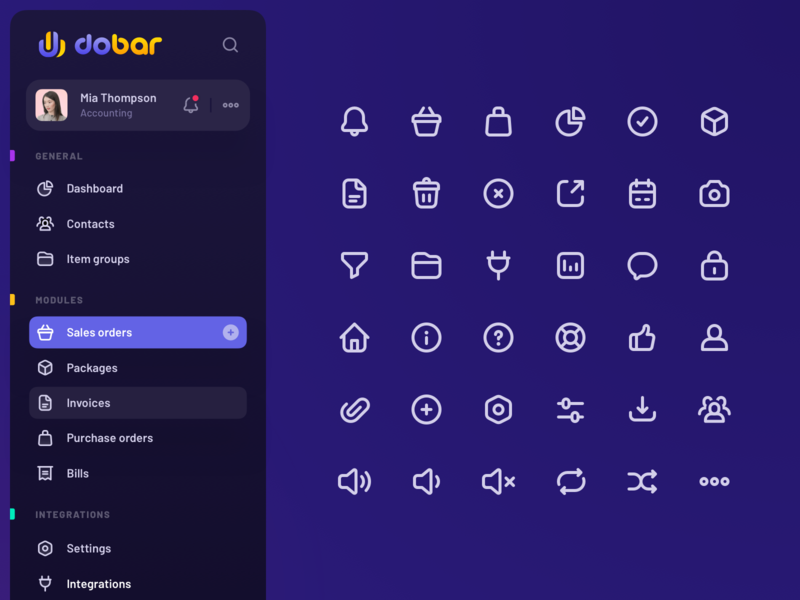 Simple interface icons icon design icon set e-commerce webapp appdesign webdesign simple menu sidebar icons clean logo design ui app profile dashboard cards product design interface