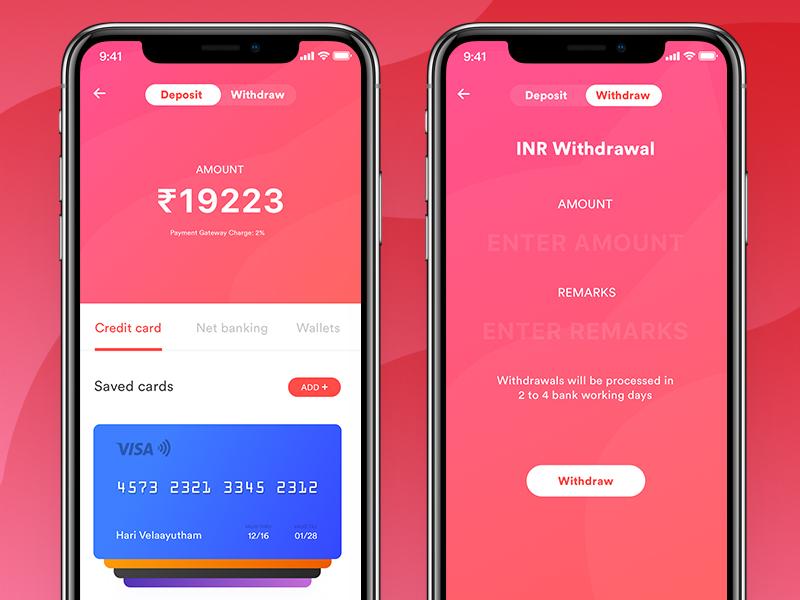 bitcoin exchange app in india