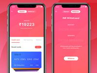 Crypto Exchange App - Concept