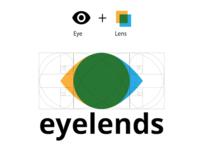 Eyelends Minimal logo