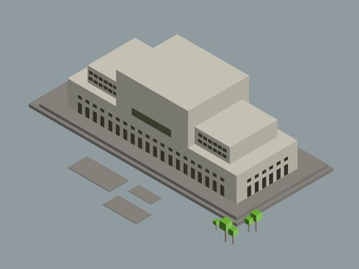 National Assembly Pakistan minimal national assembly building isometric islamabad pakistan