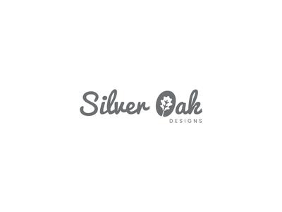 Silver Oak - Logo Design ui design agency startup brand identity conceptual design logomark logo designer negative space oak monogram simple vector icon branding logo design concept symbol logo flat minimal
