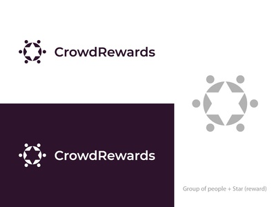 CrowdRewards - Logo Design