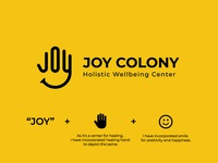 Logo Design For Joy Colony