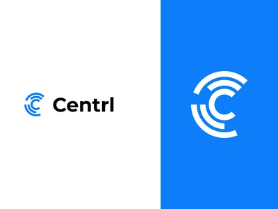 Centrl Logomark Design
