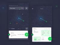 Parking Application Concept: A complete problem solver