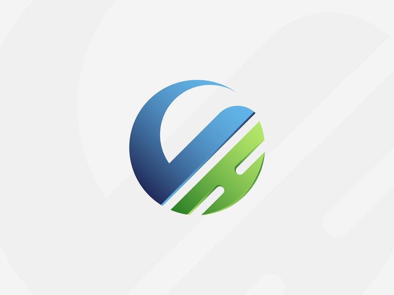 Logo Design | YH 1 design logo illustration