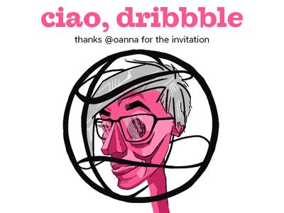 Hello, Ciao, Привет photoshop mcbess face person logo cage glasses illustrator illustration