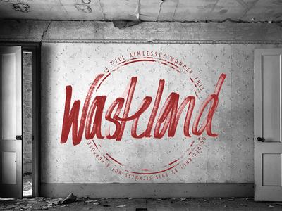 Wasteland Dribbble