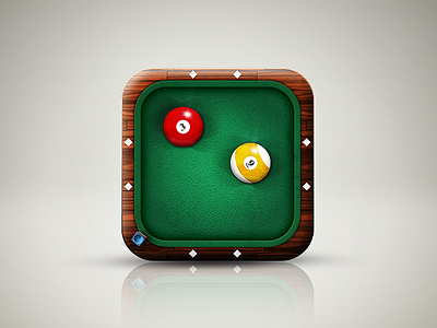 Pool icon preview