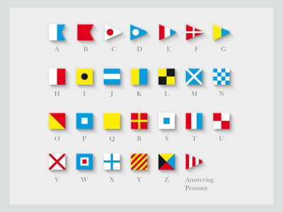 International Code Flags code icons fun ios android illustration international flags flag