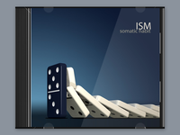 Ism CD Cover