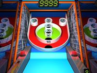 Skeeball Game Art