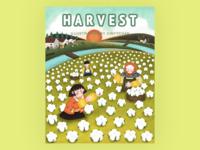 Harvest#CintyChan#