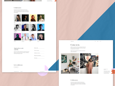 Paladar Studio — About css light whitespace white grid html grid layout responsive ui web responsive website website studio about page about