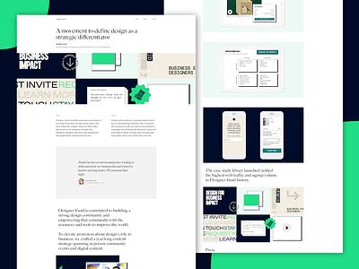 Paladar Studio — Designer Fund case study imagery layout scroll animation animation css light html case studies case study grid layout ui web responsive website responsive website studio