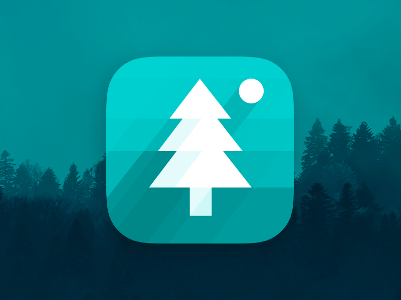 In the Woods App icon