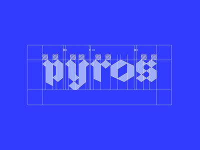 pyros wireframe