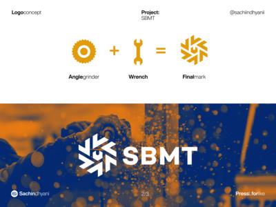 SBMT logo concept