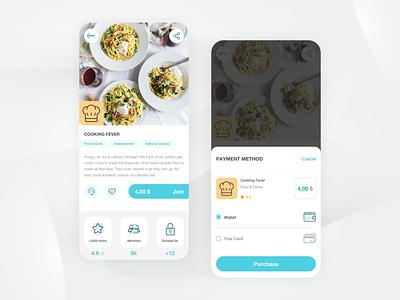 Meetap App #2 payment detail page minimal design application app app design interface services marketplace ux ui