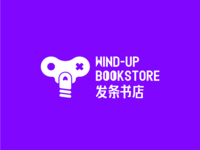 wind-up bookstore logo
