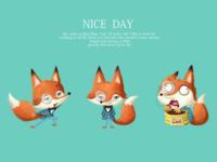 fox's a day