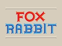 Fox & Rabbit