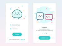 Chat Apps Login
