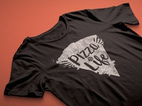 Pizza Is Life Shirt