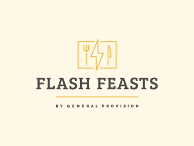 Flash Feasts Logo