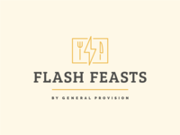 Flash Feasts Logo