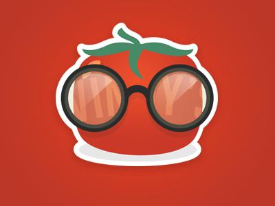 Vinnys fresh green red glasses tomato vinnys