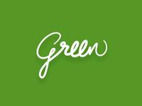 Green Script